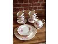 Vintage China Tea Set (Duchess)