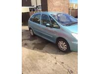 CITROEN XSARA PICASSO EXCLUSIVE 1.6 HDI