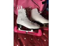 Girls ice skates size 32 (13)