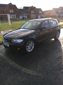 2006 BMW 1 Series 120D M-sport