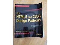 HTML5 and CSS3 Design Patterns