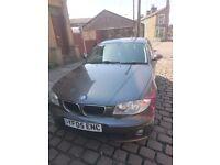 BMW 2005 120d 2.0 diesel long mot 160k 6 speed manual 118d