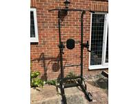 Brand New Power Tower / Dip Station / Chin / Pull Up Bar - Adjustable Height - Can Deliver