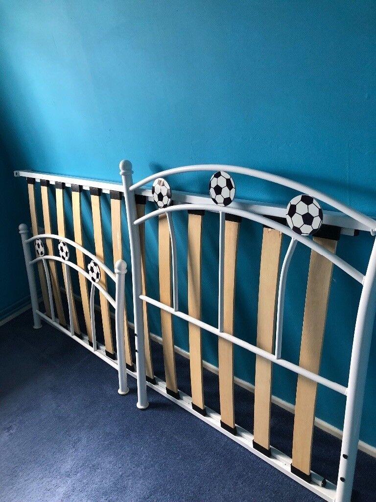Football Single Bed Frame In Norwich Norfolk Gumtree