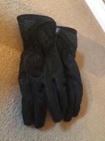 Brand New Ladies IXS Motorcycle Gloves Textile & Leather