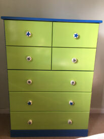 Chest of Drawers for Kids Bedroom