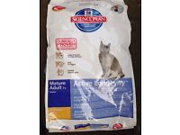 Cat food - Science Plan Active Longevity dry food for cats chicken flavour
