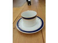 Fine Porcelain Tea cups and Saucers