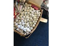 GOLF BALL SALE get 50 for £5