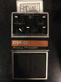 Nobel's analog phaser