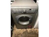 121.hotpoint silver washer and dryer £140 only