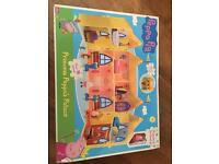 Peppa pig princess palace toy
