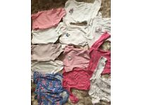 Very good condition baby girls clothes big bundle 3-6months