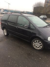 Volkswagen Sharan 1.9 Diesel TDI 7 Seater 12 months MOT just serviced