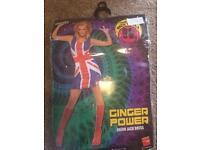 Ginger spice fancy dress