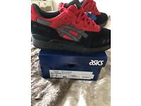 Asics gel lyte iii (3) bad santa uk size 9