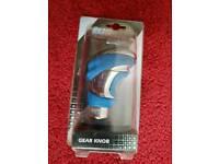 Blue gearstick
