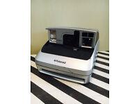 Polaroid Instant Camera - Good Working Condition