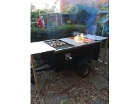 BBQ Trailer/Street Food/Catering Business