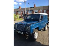 Very clean and tidy Landrover defender 90