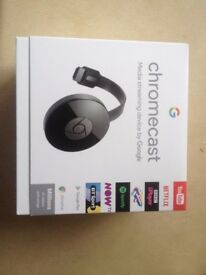 BRAND NEW CHROME CAST FOR SALE