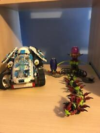 Lego galaxy squad excellent condition mini figures included