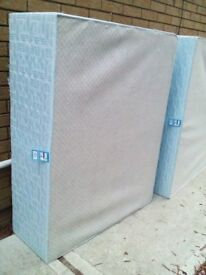 BED, smaller Double, Queen size, plus Mattress, FREE