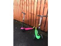 Decathlon oxelo kids scooters