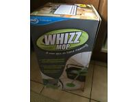 brand new whizz mop a new spin on home cleaning