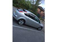 Ford Focus zetec silver 5 door