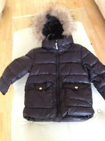 Pyrenex coat. Age 4 more a 2 to 3. £100