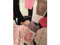 GIRLS CLOTHES AGES 3-14 YEARS, board games, books, dora toys, jig-saws, SMOKE & PET FREE HOME...