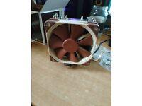 Noctua U12S cooler for AM4 1151 1150 1155 2011 sockets