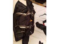 Motorbike Spartan Textile Jacket Large