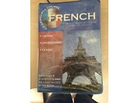 CD LANGUAGE COURSE (FRENCH) STILL IN PACKAGE