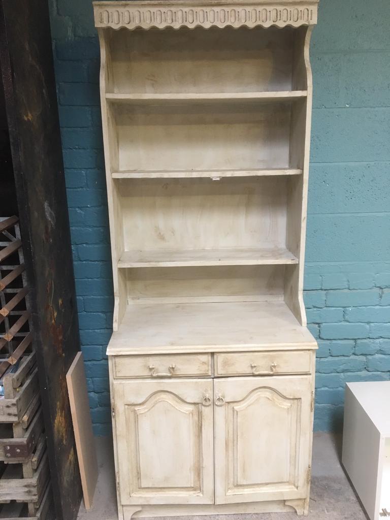 Kitchen dresser storage unit