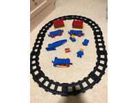 Rare Lego Duplo 2700 Freight Train Part set 1986 Retro Vintage