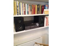 Sony Stereo (radio, CD, docking station) For Sale Harrow