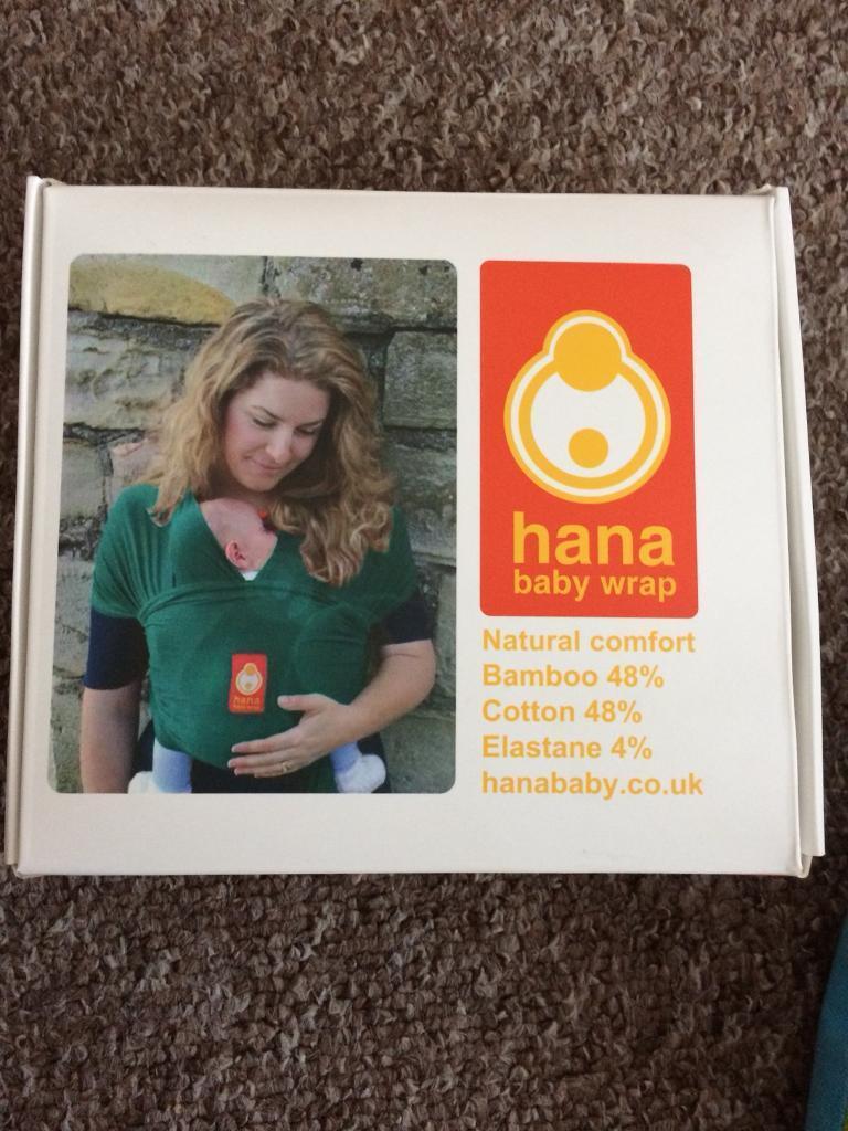 Hana Natural Fabric Baby Wrap In Porth Rhondda Cynon Taf Gumtree