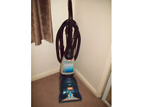 vax rapide deluxe carpet washer cleaner very good working order + upholstery hose & tool