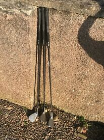 3 Ping Wedges
