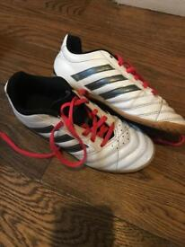 Size 12 Child's football Trainers