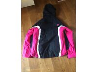 Ladies size 12 Animal ski jacket
