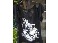 Ladies Banned Apparel top for sale