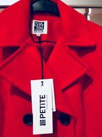 The Collection - Debenhams petite coat size 6