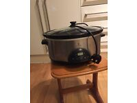 Slow cooker (2 compartment)