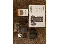 Canon 60D DSLR Camera with Sigma 17-50mm F2.8 EX DC OS HSM Lens and Bag