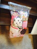 0-6 months girl clothing