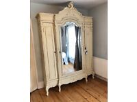 Beautiful French wardrobe for sale