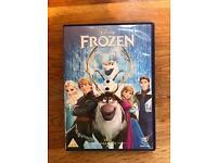 3 Disney DVD's